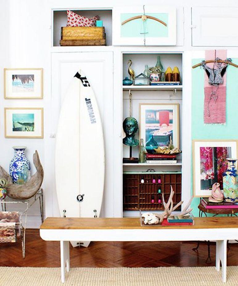 C mo decorar con estilo surfero get the look - Decoracion surfera ...