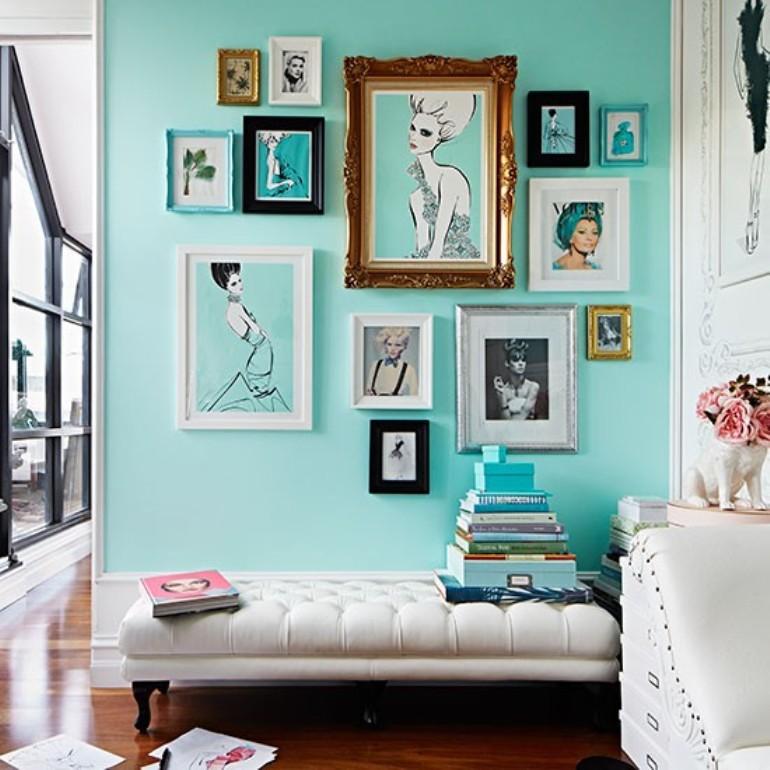 Una casa femenina y glamurosa decoraci n muy chic for Decoracion casa chic