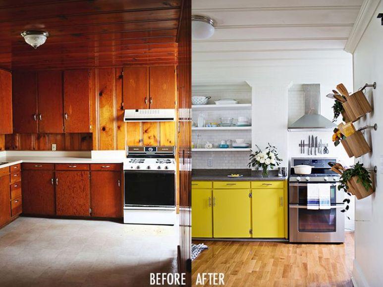 Cómo reutilizar unas puertas de cocina de madera maciza ...