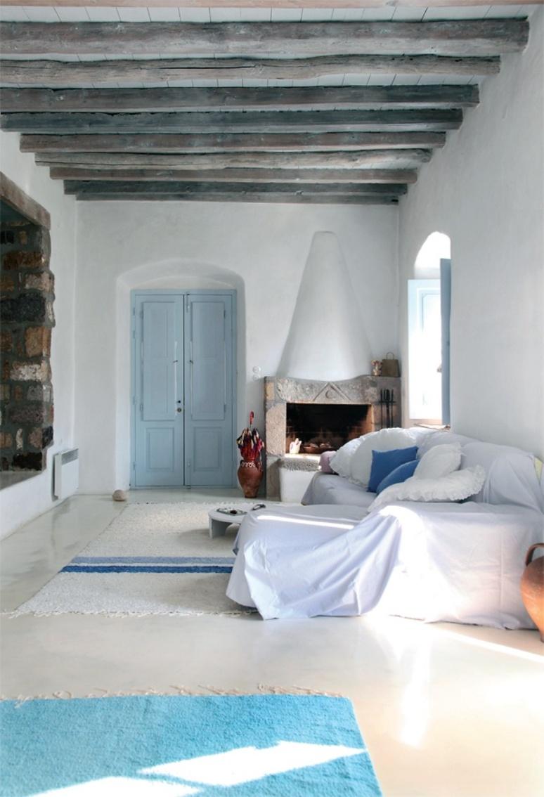 Renovar las puertas de casa con color get the look for Arredamento radical chic
