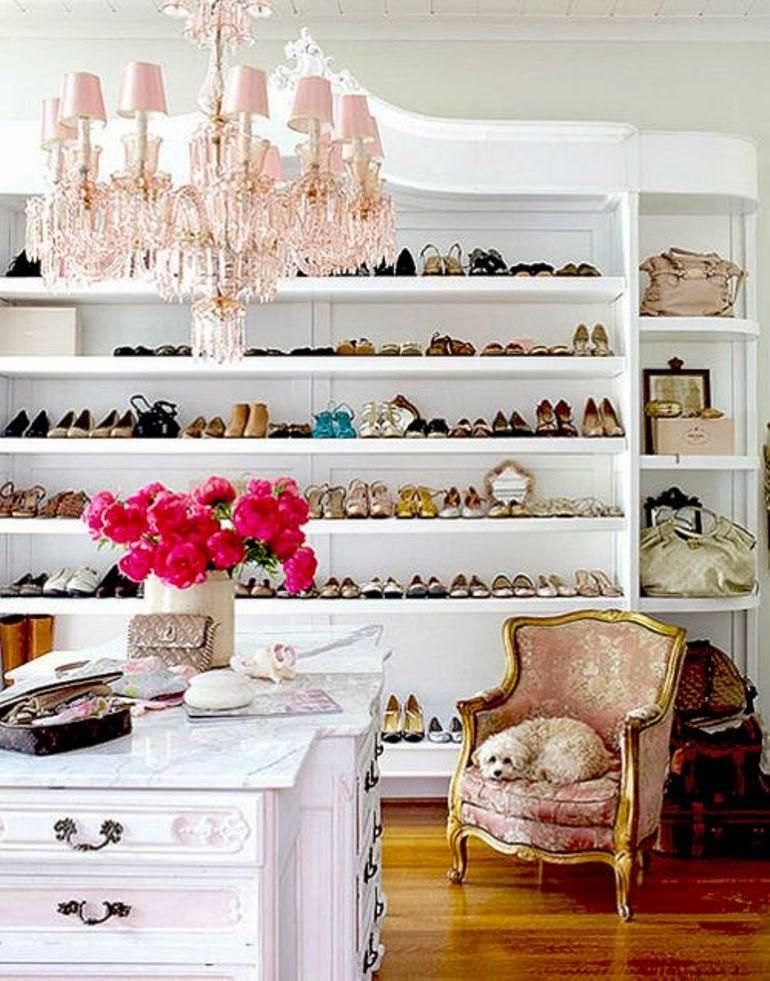 Cmo organizar y decorar tu vestidor Get the Look