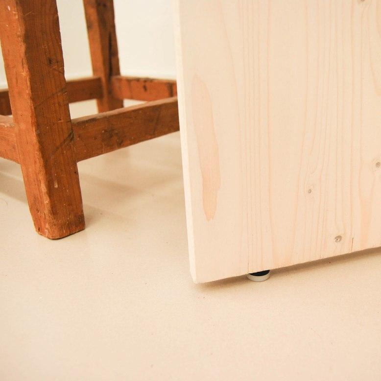 C mo hacer un biombo sencillo con papel pintado en el - Como hacer un biombo ...