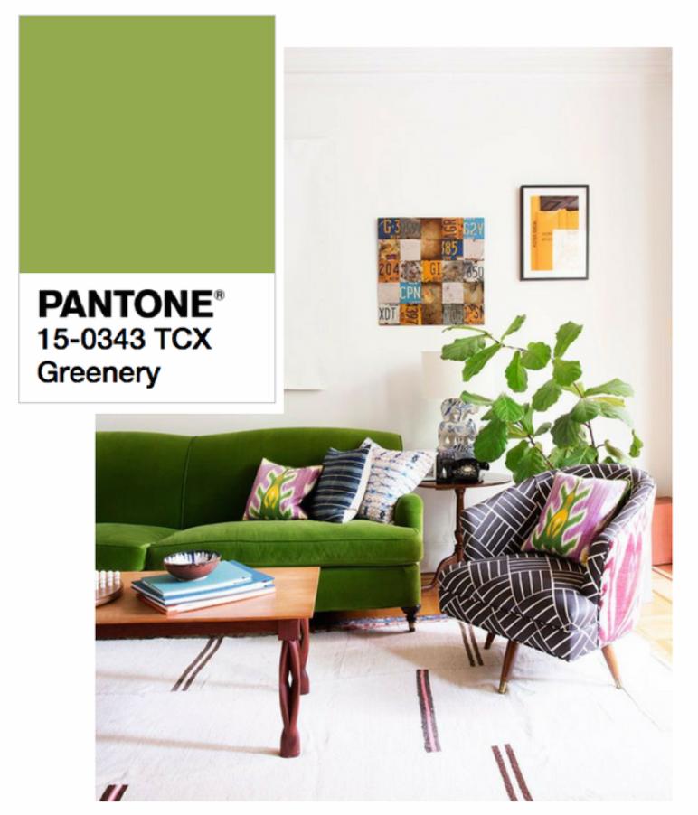 Decoracion en verde decoracin en verde y t te atreves a for Como decorar nuestra casa