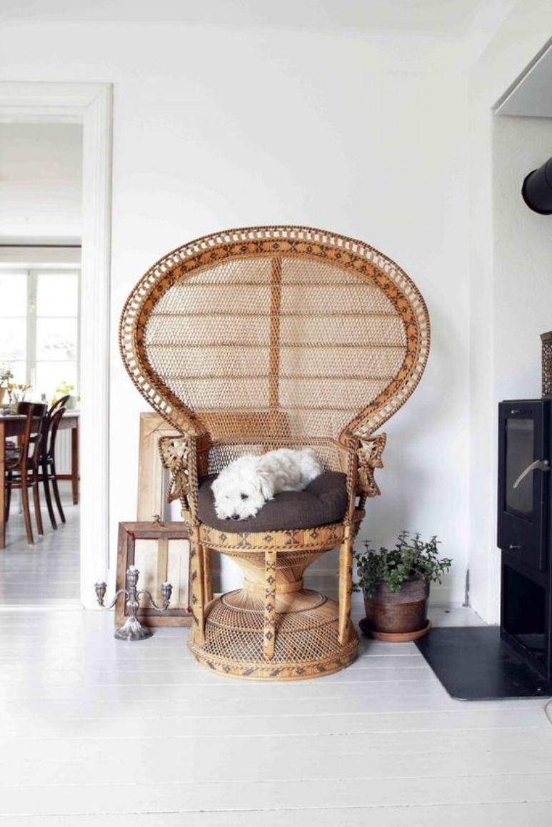 ideas para decorar con el mtico silln emmanuelle