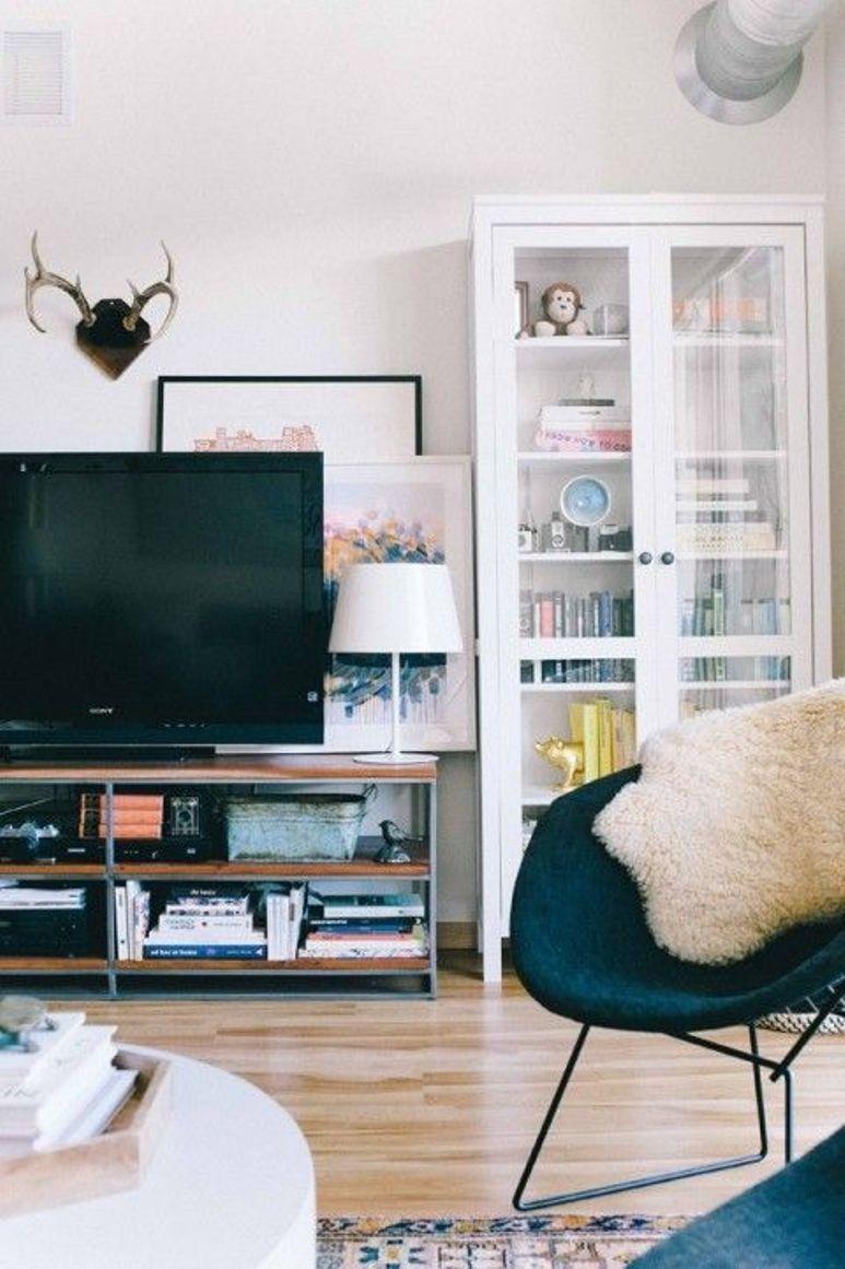 C mo decorar la zona de la tv en el sal n get the look for Curso de decoracion de interiores zona norte