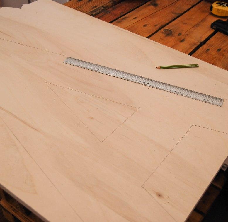 c mo hacer letras luminosas de madera y hierro en el