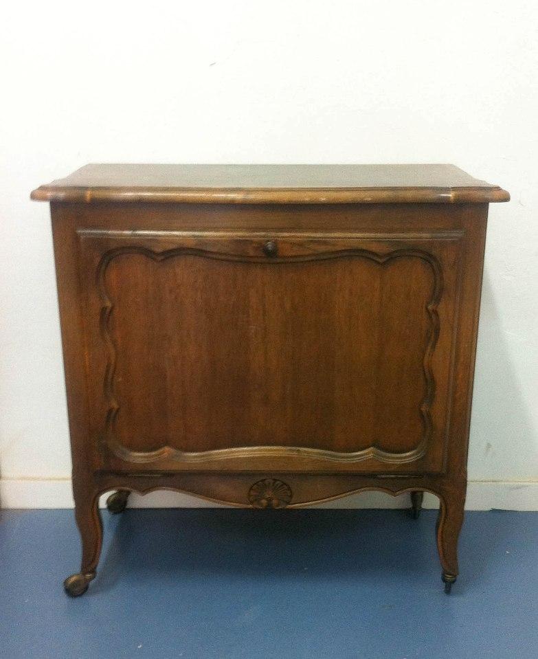 C mo transformar un antiguo licorero en un precioso mueble - Transformar un mueble ...