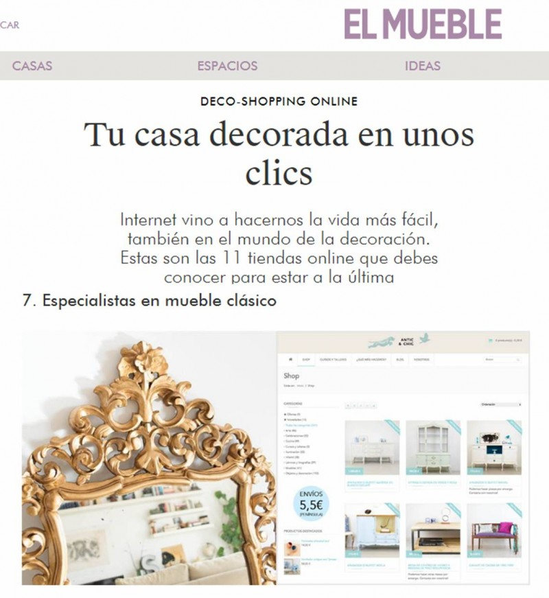 El Mueble - Tu casa decorada en unos clics