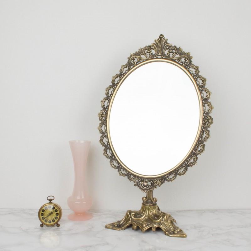 Espejo para tocador a os 70 espejos objetos y decoraci n for Espejo 70 mendoza