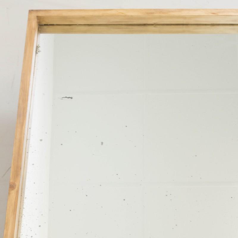 Espejo a medida a partir de un espejo antiguo espejos objetos y decoraci n - Espejo a medida ...