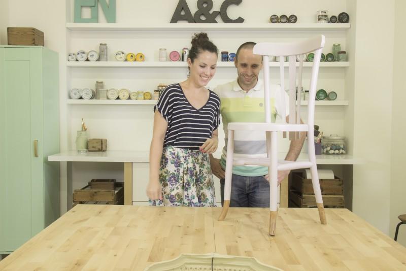 Taller online c mo transformar un mueble antiguo desde - Transformar un mueble ...